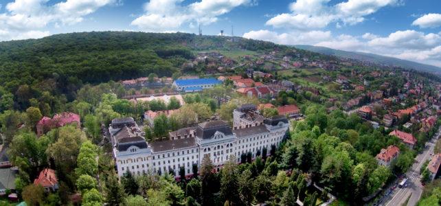 """""""70 de ani de la înființarea Grădinii Botanice Universitare din Tîrgu-Mureş"""""""